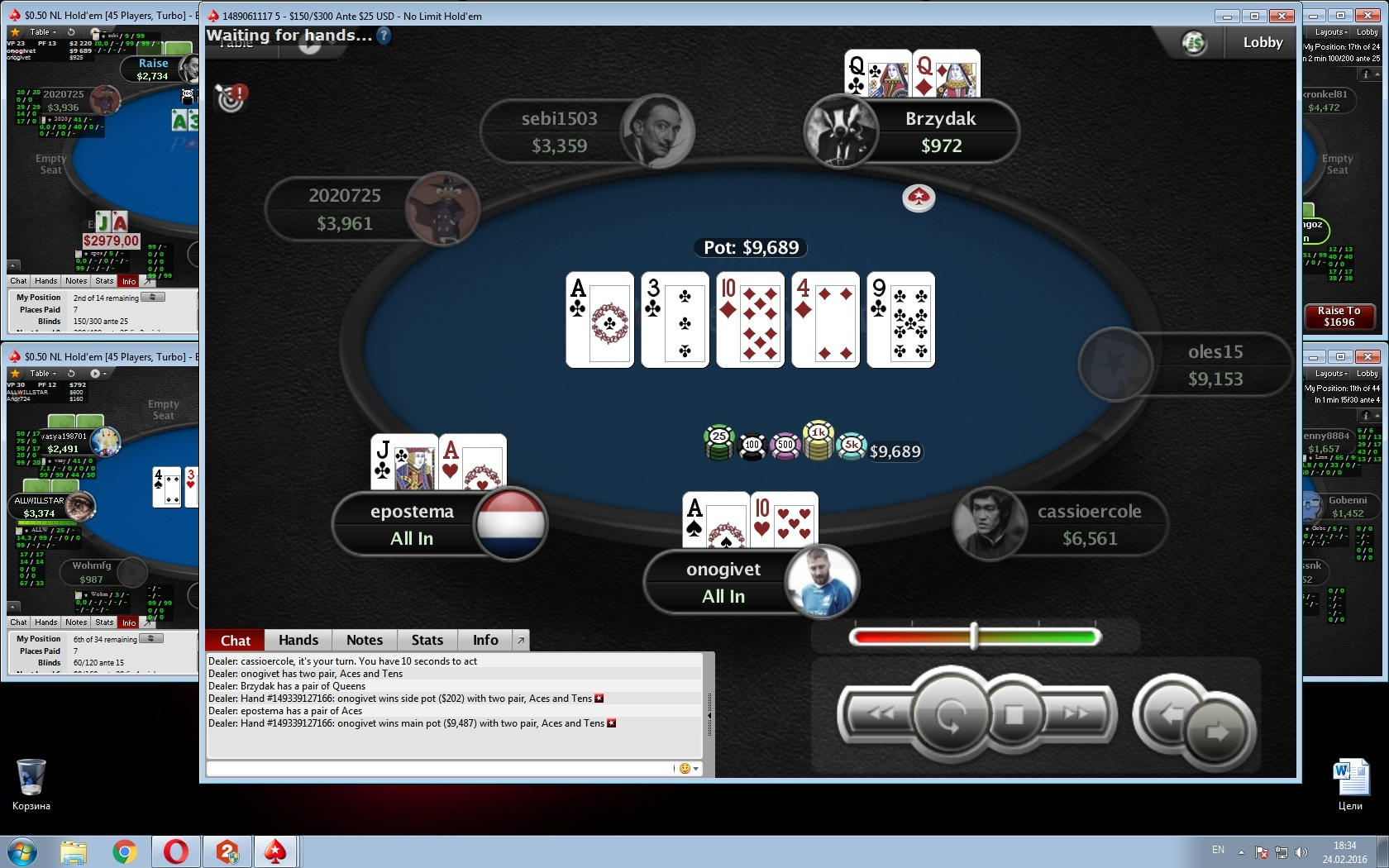 Poker sng turbo strategy
